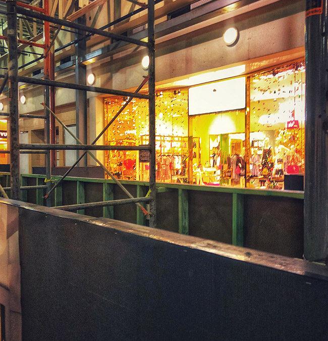 Retail Remodeling